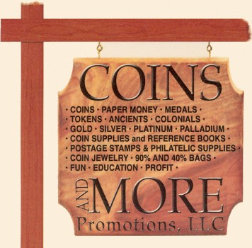 Spring C.A.M.P. Coins And More Promotions @ Monroeville Convention Center - South Hall | Monroeville | Pennsylvania | United States