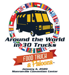 Around the World in 30 Trucks Food Truck A Palooza @ Monroeville Convention Center | Monroeville | Pennsylvania | United States
