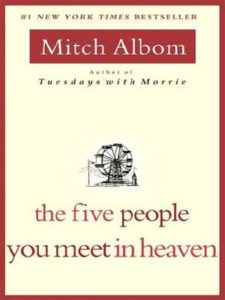 Book Discussion:  Two Novels by Mitch Albom @ Monroeville Public Library - Gallery Space