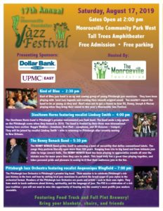 Monroeville Jazz Festival @ Tall Trees Amphitheater - Monroeville Community Park West | Monroeville | Pennsylvania | United States