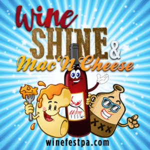 Wine SHINE & Mac 'N Cheese Fest @ Monroeville Convention Center