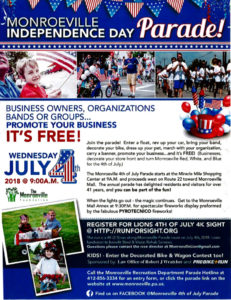 Fourth of July Parade @ Miracle Mile Shopping Center