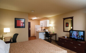 Extended Stay America Inn Room