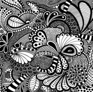 Learn to Draw Zentangle @ Monroeville Public Library - Program Room | Monroeville | Pennsylvania | United States